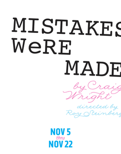 MISTAKES WERE MADE: Craig Wright