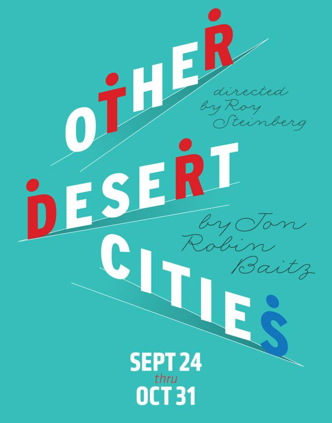 OTHER DESERT CITIES: Jon Robin Baitz