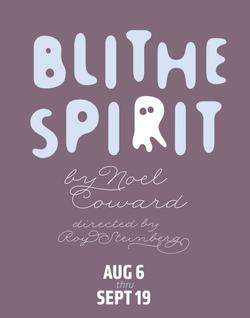 BLITHE SPIRIT: Noel Coward