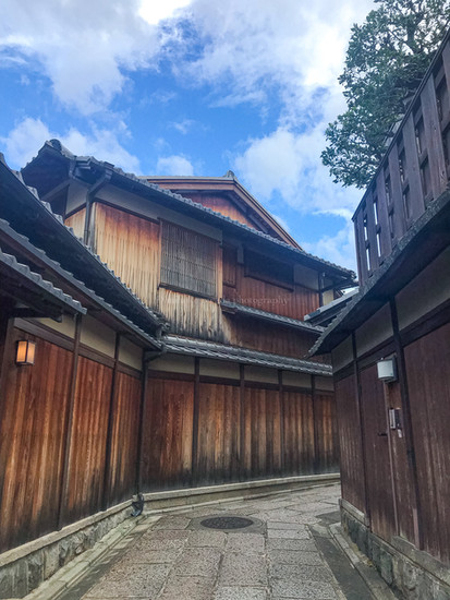 Kyoto, Japan. Summer 2018