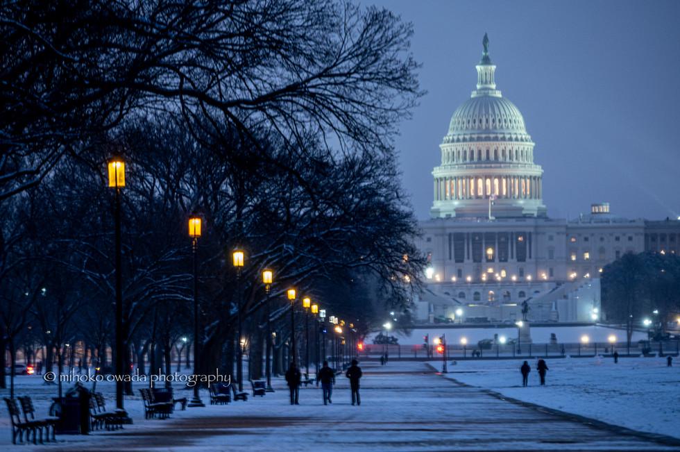 Washington, D.C. Winter 2021