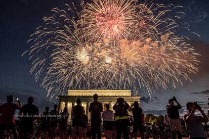 Washington, D.C. Summer 2020