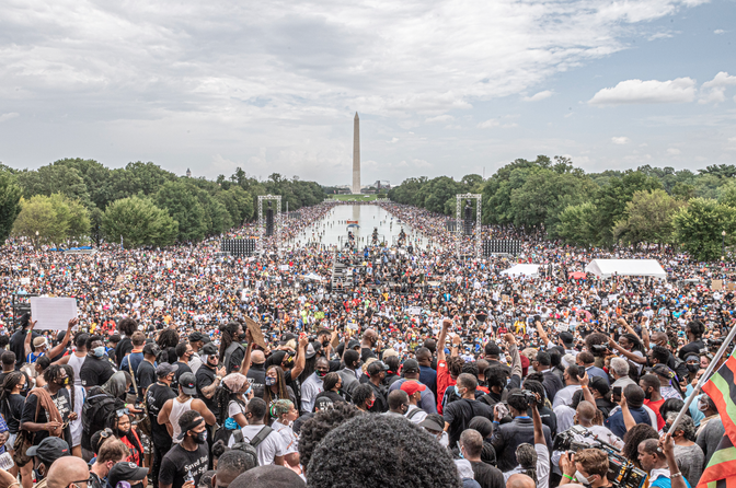 August 28, 2020 Washington March