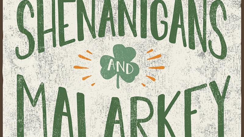 Shenanigans & Malarkey