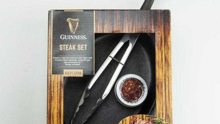 Guinness Steak Set