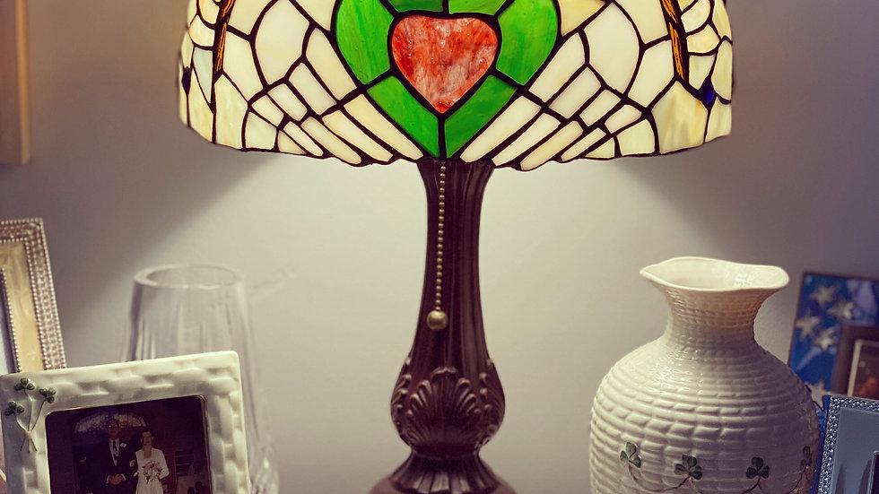 Claddagh Lamp