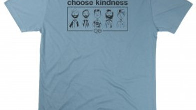 Pre-Order - Queer Eye Choose Kindness Cast Blue T-Shirt