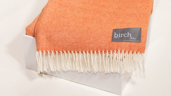Simply Birch Clementine HB Supersoft Lambswool