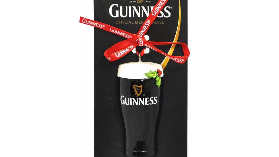 Guinness® Pint Resin Decoration
