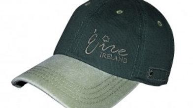 Croker Green Eire Ireland Cap
