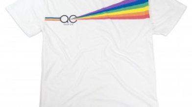 Pre-Order - Queer Eye White Prism Tee