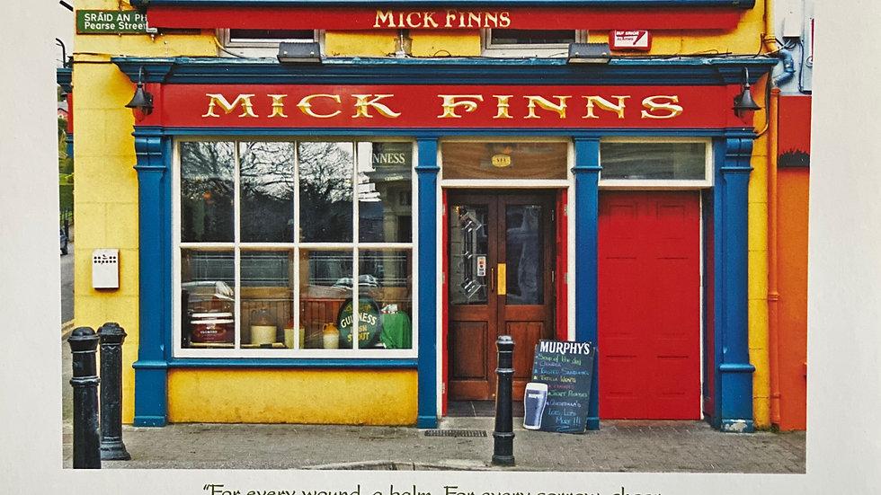 Mick Finns Birthday Cards