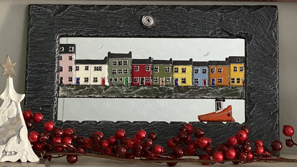 The Long Walk Galway by Nick Alma