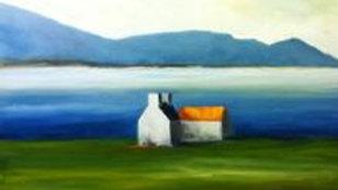 A Soft Day Achill by Padraig McCaul