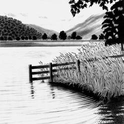 Brotherswater lake