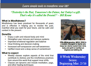 Mindfulness for Peaceful Living