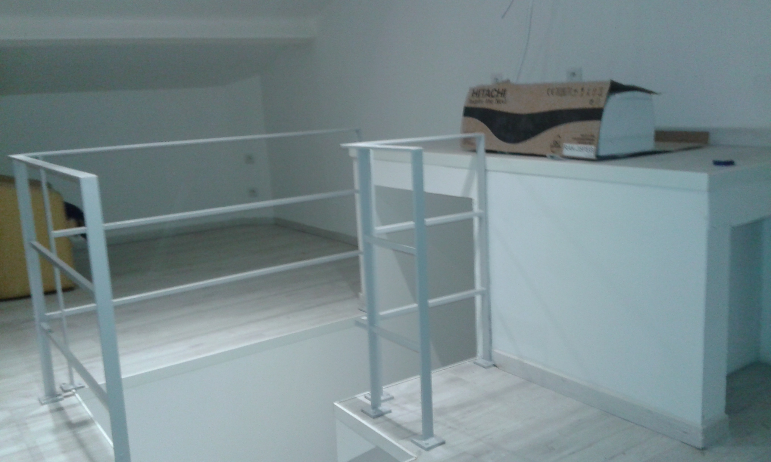 AMENAGEMENT MEZZANINE DANS GARAGE