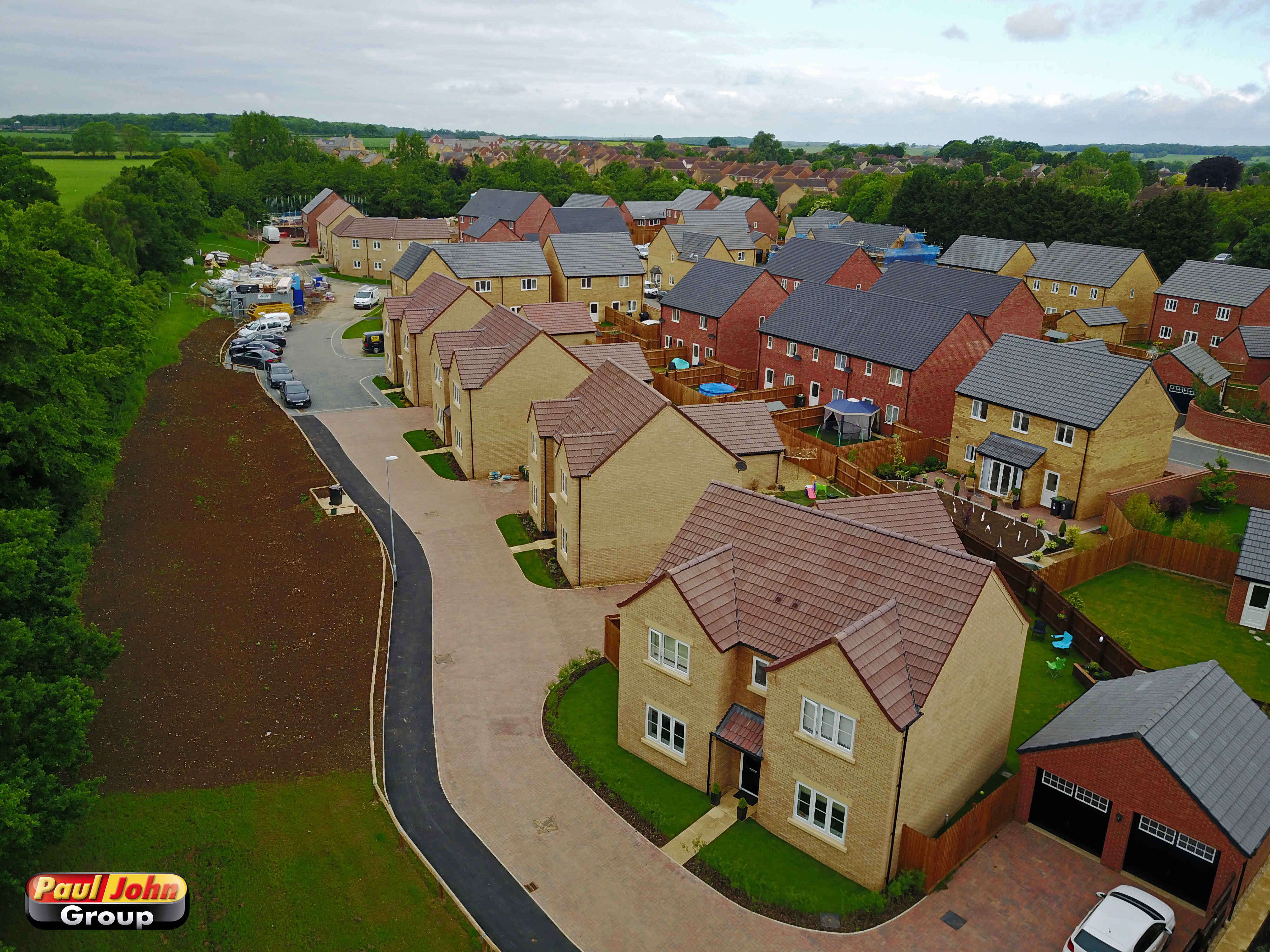 Persimmon Homes, Oundle