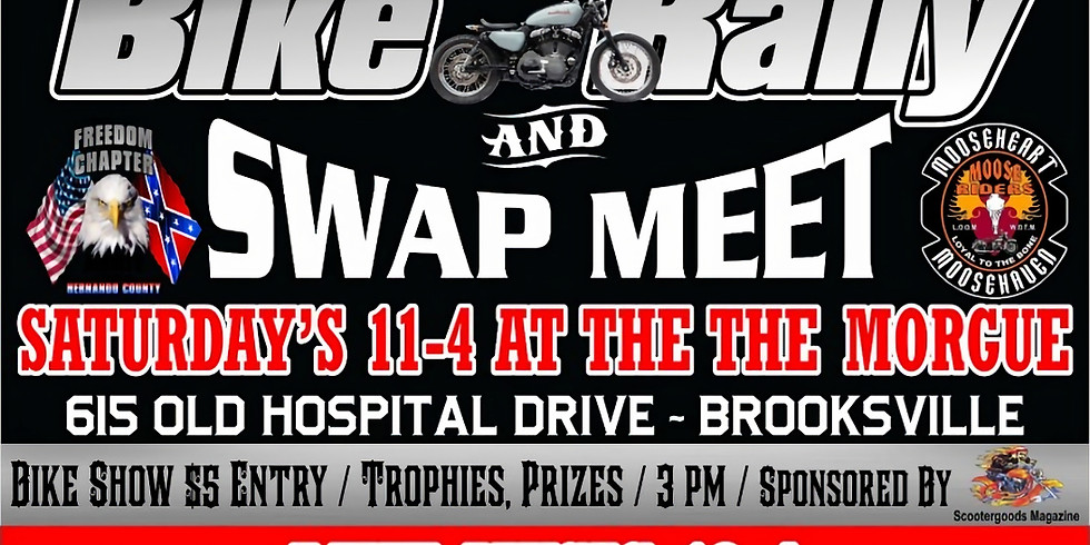 Brooksville Bike Rally with Jeff Vitolo and The Quarter Mile Rebels