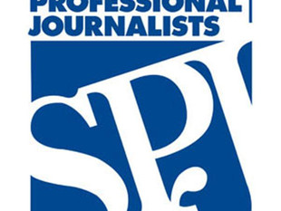 Two Alliance members wins awards in SPJ Excellence in Journalism contest