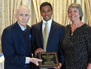 Cheshire High senior wins Kolinsky scholarship