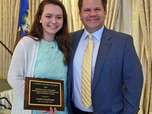 Audrey Hasuberger selected to receive Bo Kolinsky Memorial Scholarship