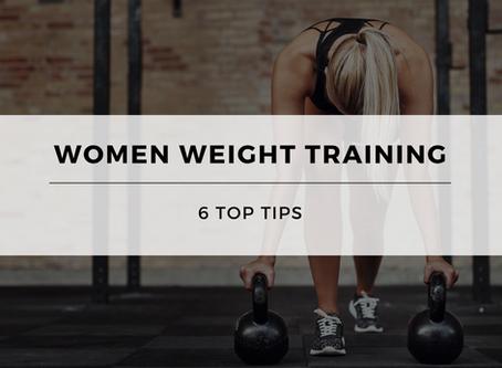 Beginners Weight Training For Women