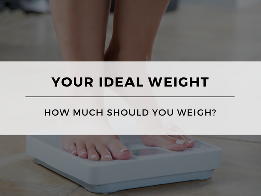Your Ideal Weight