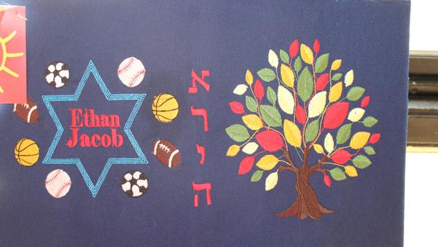 Sport Balls Magen David and Tree of Life
