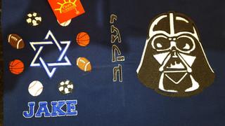 Sport Balls and Darth Vader