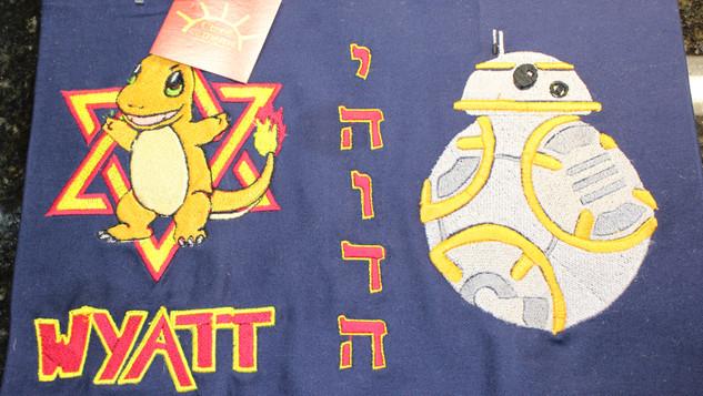 Pikachu and Star Wars