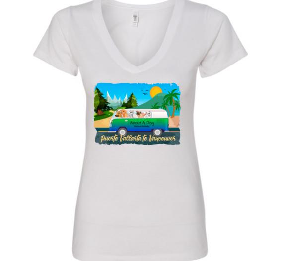 pv to van womens shirt