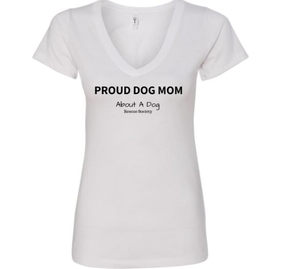 proud dog mom shirt