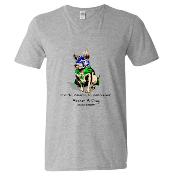 mens chihuhua shirt