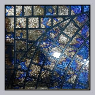 Mosaic Design - LG-AB110-AM - Peacock Antique (Signature Collection)