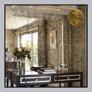 Wall Decor - Antique Mirror