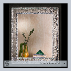 Rectangular Mirror with large size Mosaic as border.png