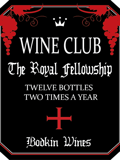 The Royal Fellowship Wine Club Membership