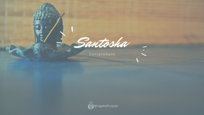 Yoga in real life: Santosha