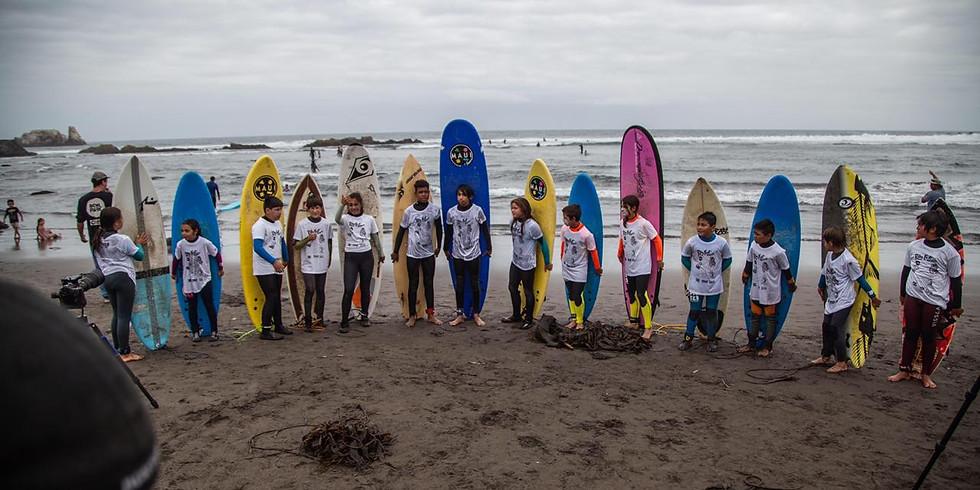 Stoked Kids Surf Series
