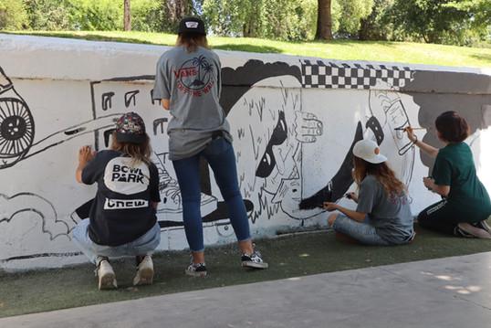 Girl Skate Vans