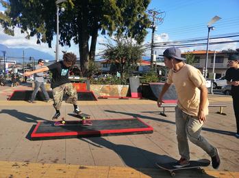 Infraestructura Skate