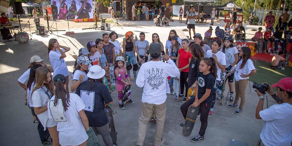Girl Skate Chile