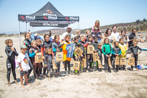 Grom Series Stoked