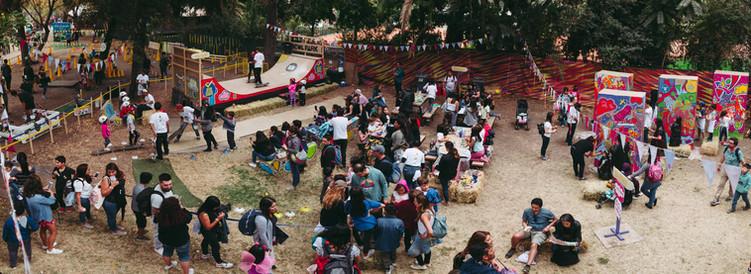 Activacion Lollapaloooza