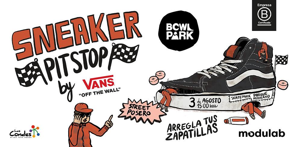 Sneaker Pitstop by VANS