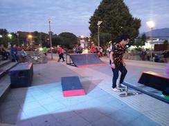 Skatepark Curanipe