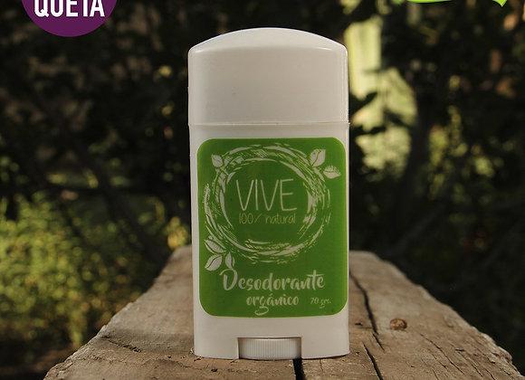 Desodorante natural - Veral