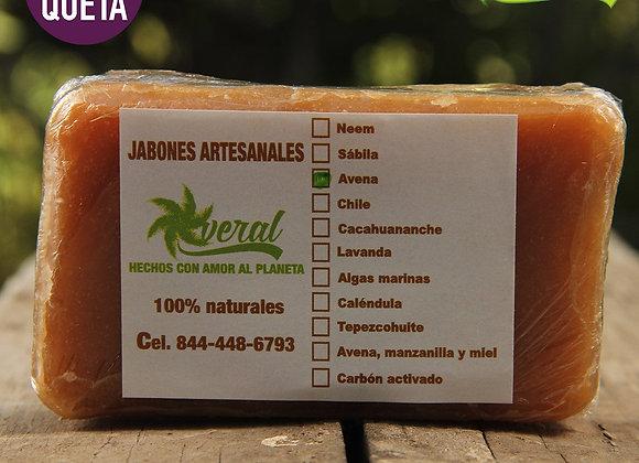 Jabon de avena  - Veral
