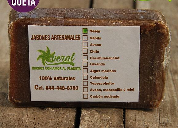 Jabon de Neem - Veral
